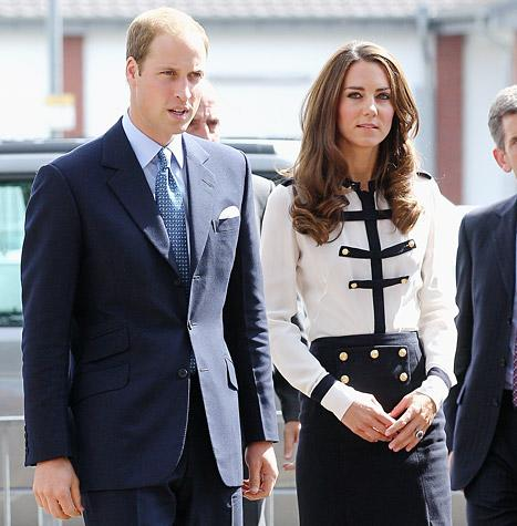 "Prince William Called Kate Middleton ""Babykins"": Private Messages Released in Phone-Hacking Case"