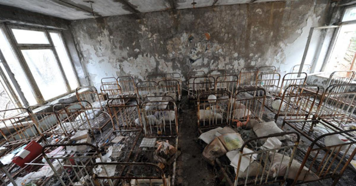 17 Abandoned Places That Will Make Your Skin Crawl