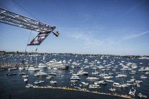 Boston Hosts Momentous Cliff Diving Competition For The Third Consecutive Year