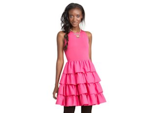 Rachel Roy The Ruffled Lisa Dress