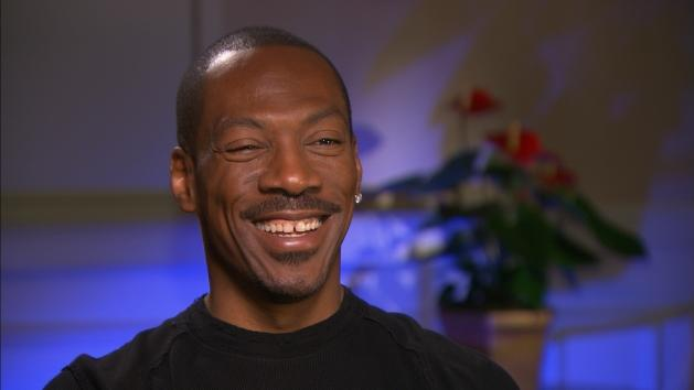 Eddie Murphy speaks with Access Hollywood, February 29, 2012 -- Access Hollywood