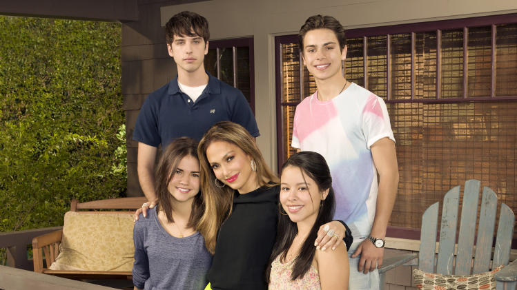 Jennifer Lopez goes off-camera for new TV drama