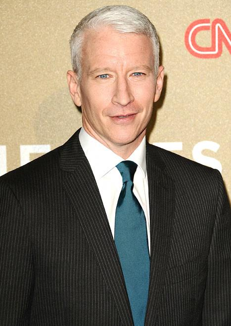 "Anderson Cooper: I Once Dated Girls But I Was More Interested in ""Their Brothers"""
