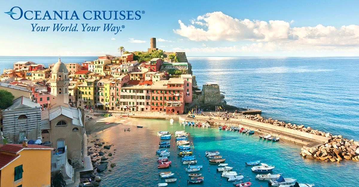 2 for 1 Cruise Fares with Free Airfare*