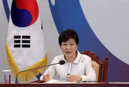 Ending standoff with North Korea boosts South's President Park