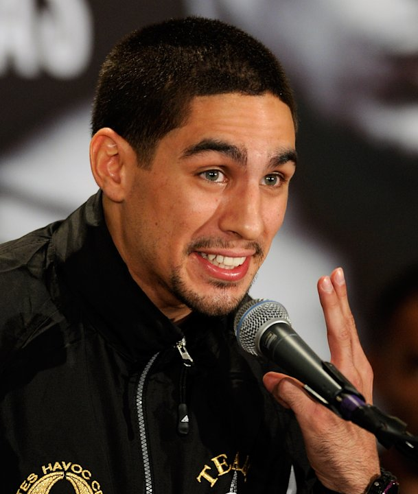 Amir Khan v Danny Garcia - Press Conference