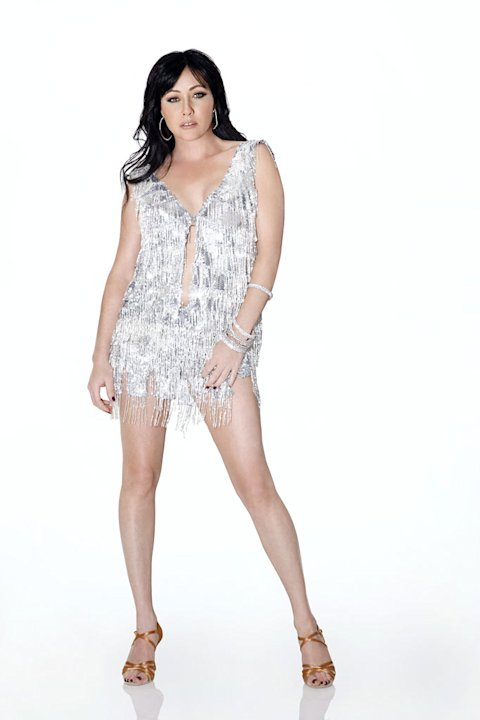 "Former ""Beverly Hills 90210"" bad girl Shannen Doherty will compete on the tenth season of ""Dancing With the Stars."""