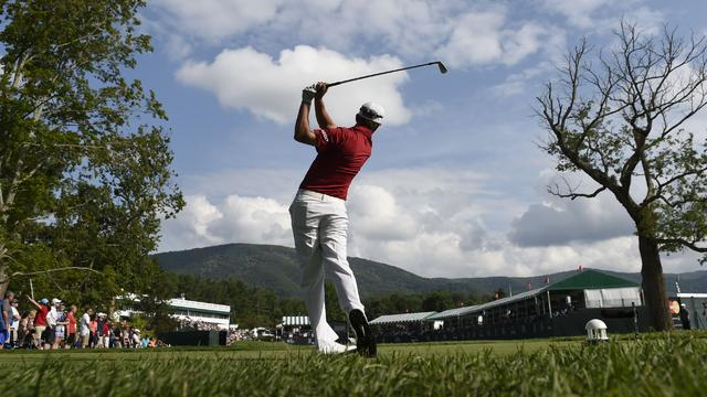 Bryce Holder maintains momentum at Greenbrier