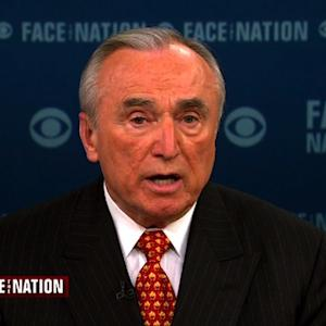 "NYPD commissioner: Officers' morale is ""low"""