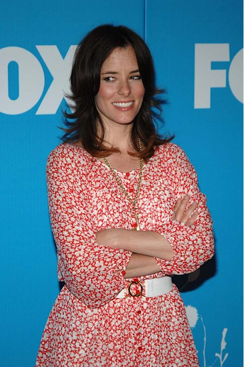 Parker Posey at the 2007 FOX UpFront.
