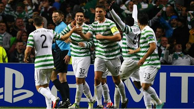 Scottish Football - Hoops drawn against Juve