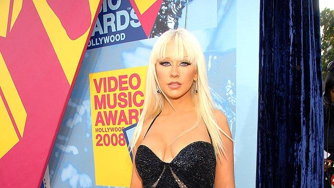 Aguilera Christina MTV Music Aw