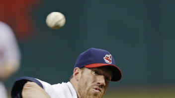 Indians beat Astros 2-1 in 6 1-2 innings