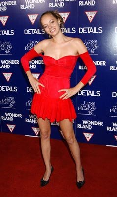 Bijou Phillips at the LA premiere of Lions Gate's Wonderland