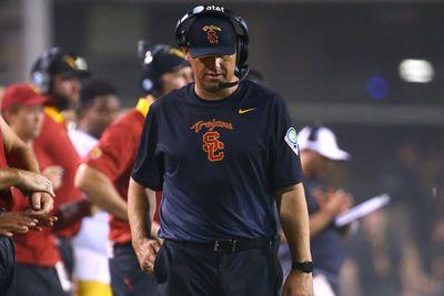 Steve Sarkisian stepping aside at USC as details come out