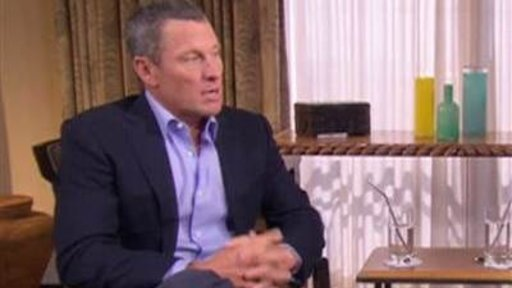 Armstrong: I 'didn't Try to …
