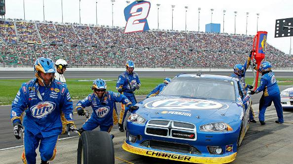 Caraviello: For Keselowski, survival goes beyond Kansas