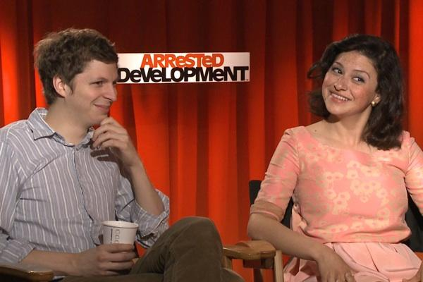Video: Arrested Development Cast on the Brazen, 'Banged-Up' and Possibly Blue-d Bluths