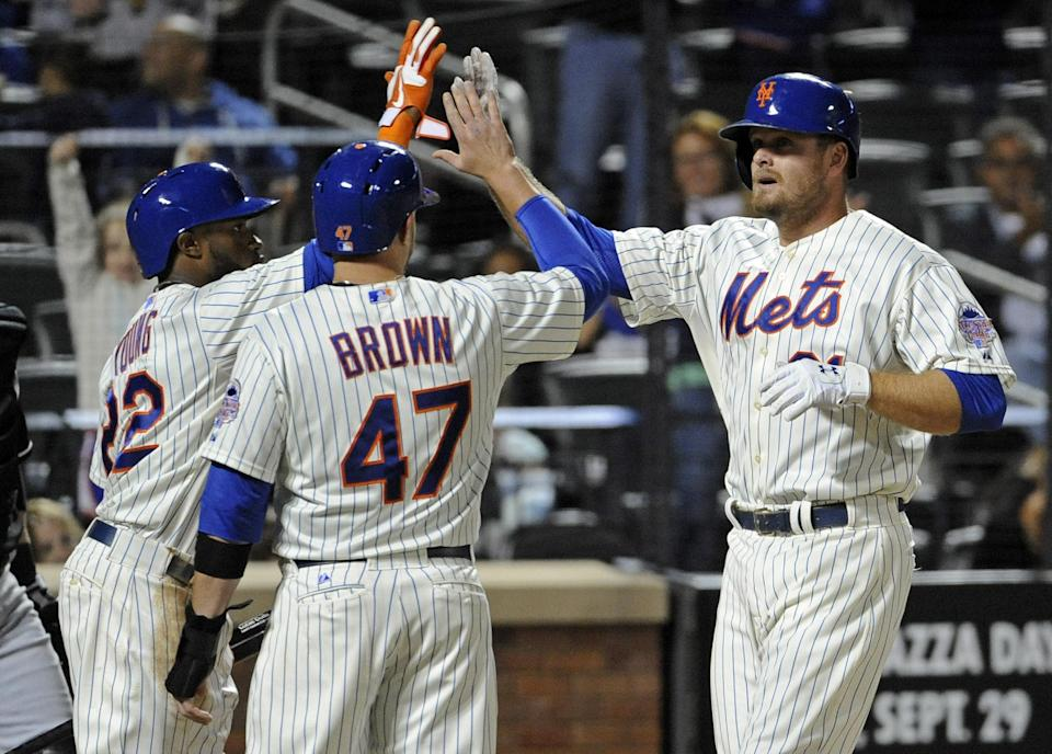 Duda, Niese lead Mets past struggling Marlins 4-3