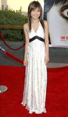 Misako Uno at the premiere of Columbia Pictures' The Grudge 2