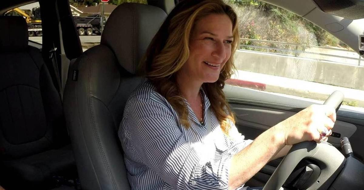 Ana Gasteyer Is Going There With Jenna Fischer
