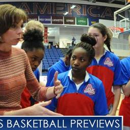 American Eagles: Patriot League Women's Basketball Preview
