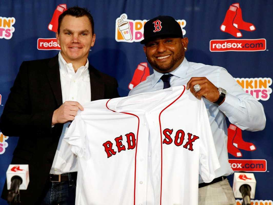 Red Sox CEO who once mocked the Yankees for out-spending other teams has spent more than $300 million in 6 months
