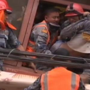 Death Toll Rises In Nepal After Quake