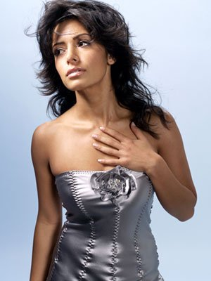 Sarah Shahi as Carmen Showtime's The L Word