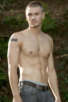Chad Michael Murray in Warner Bros. Pictures' House of Wax