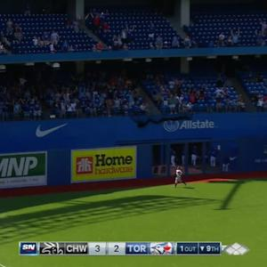 Donaldson's game-tying homer