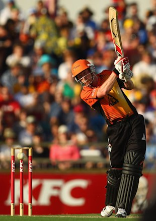 Perth win puts Delhi, Titans in CLT20 semifinals - Yahoo! Cricket ...