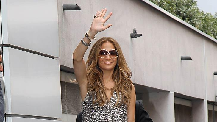 Jennifer Lopez NRJ Music Tour