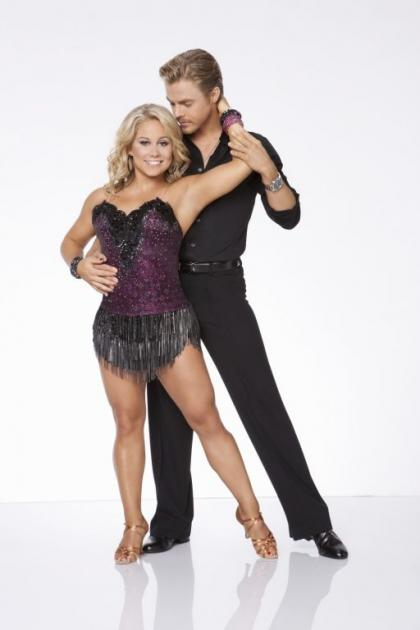 'Dancing with the Stars: All-Stars' promo photo with Shawn Johnson and Derek Hough -- ABC