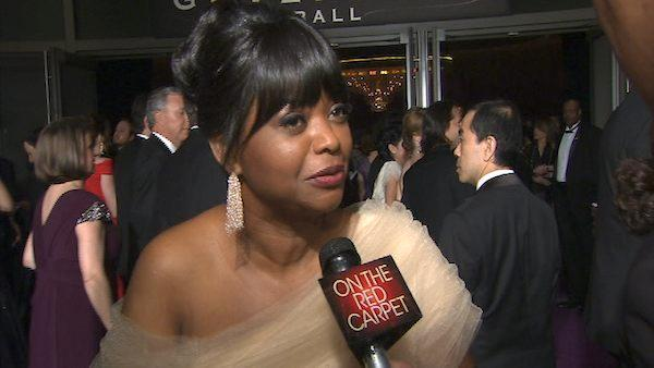 OTRC: Octavia Spencer talks her Oscar appearance at Governors Ball