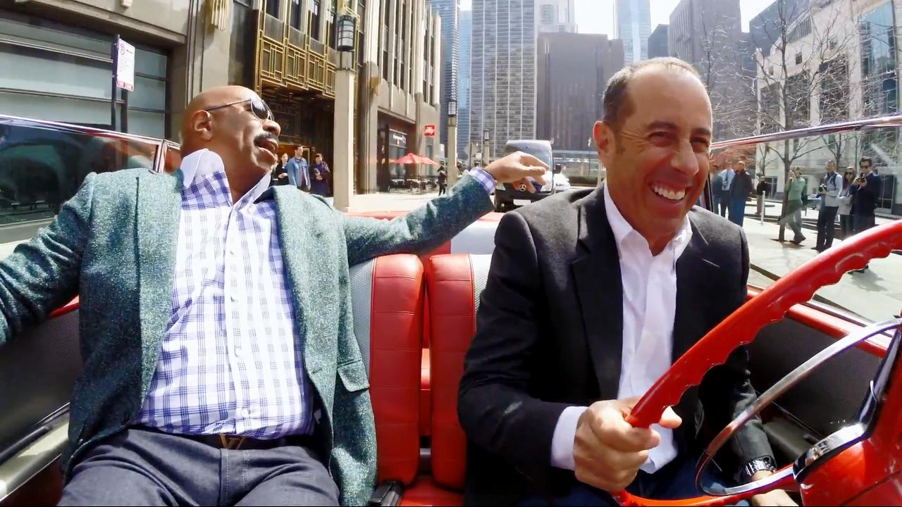 Watch: Jerry Seinfeld 'Comedians in Cars Getting Coffee' Season 6 Trailer