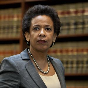 The White House Already Has Loretta Lynch's Back