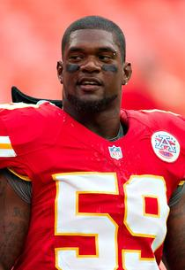 Jovan Belcher | Photo Credits: Wesley Hitt/Getty Images