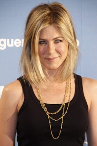 Jennifer Aniston Finally Cashing In On Her Image