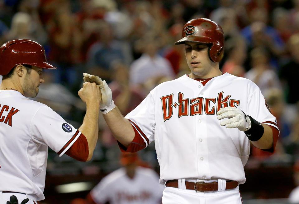 Goldschmidt's homer lifts D-backs over Dodgers