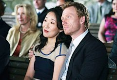 Sandra Oh, Kevin McKidd | Photo Credits: Richard Cartwright/ABC