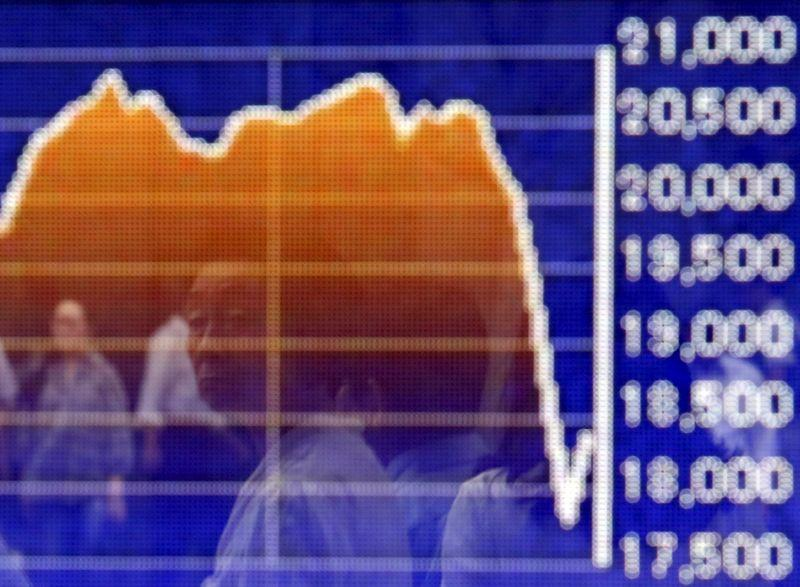 Asian shares fall as U.S. jobs jitters outweigh ECB support