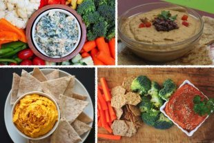 The Best Vegan Dips, Spreads and Salsas