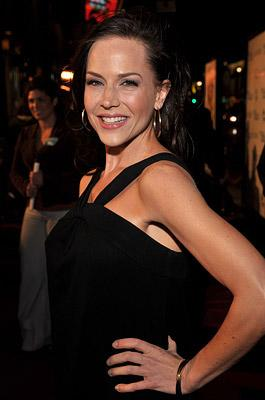 Julie Benz at the Hollywood premiere of Warner Bros. Pictures' Fool's Gold