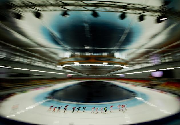 Essent ISU World Single Distances Speed Skating Championships - Previews