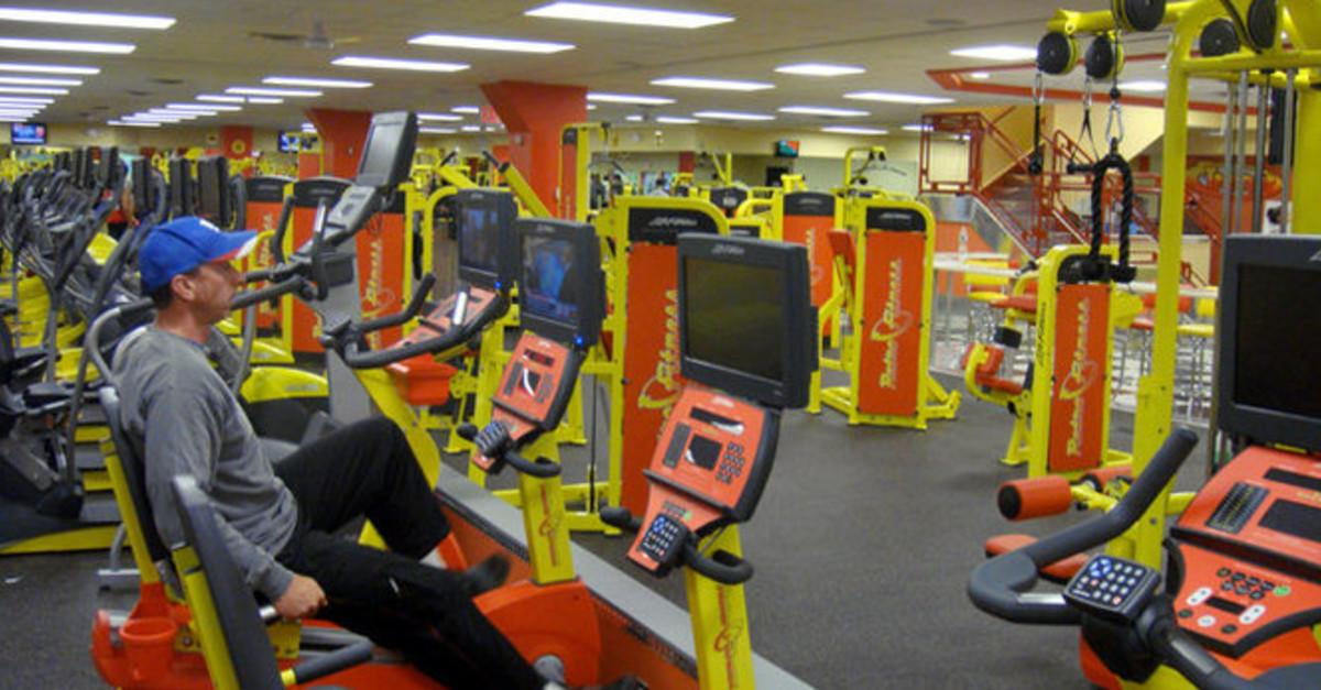 10 Things That Happen to All Newbies at the Gym