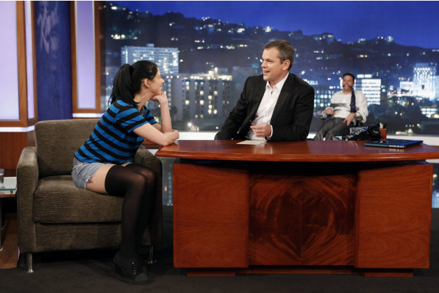 JIMMY KIMMEL LIVE - SARAH&nbsp;&hellip;