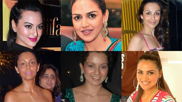 OMG! Actresses with massive foreheads