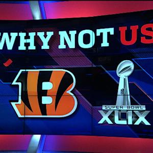Why not us?: Cincinnati Bengals