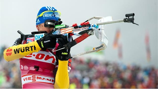 Biathlon - &quot;Steht die Null, ist alles mglich!&quot;
